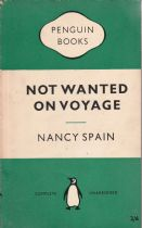 SPAIN Nancy Not Wanted on Voyage (Penguin 1163)